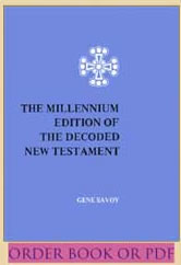 Decoded New Testament